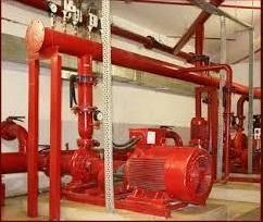 Fire Hydrant Systems - Sri Viswa Systematics
